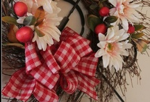 Spring Decor / by Andrea Haywood at Opulent Cottage