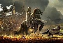 Prepare for Battle - Armies