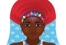 Zulu traditional dress