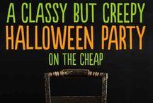 Halloween Fun for Your Home / Add some creepy crawly fun to your home with these Halloween decor ideas.