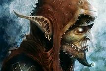 Goblins, Orcs, & Trolls / by Katelyn Christensen