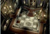 Castle Interiors