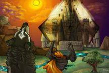 Legend of Zelda: Twilight Princess Artwork