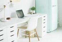 Work space / by Elizabeth Clavijo