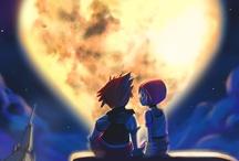 Kingdom Hearts Artwork
