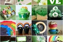 St. Patrick's Day Magically Inspired Decor / Go green this St. Patrick's Day with fun home decor ideas - and even green furniture!