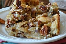 Pub & Pudding / Bread Pudding / by Wanda Hinkle Peterson