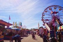 Out 'N' About / Sights from around The Big E fairgrounds.