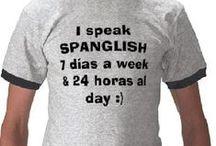 ¡Enseño español! / by Tana W.