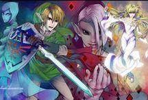 Legend of Zelda: Skyward Sword Artwork