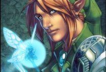 Legend of Zelda: Other Artwork
