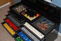 Lego-organization  / by Dall Bariscak