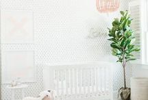 Toddler Girl Rooms / Girl Rooms, Girl Bedrooms, Toddler Girl Bedrooms, Playrooms, Toddler Playroom, Playroom Inspiration, Girl Playroom, Playroom decor ideas, Montessori, House Beds, Floor Beds, Play Kitchen, Modern Design, kids rooms • nurseries • decor ideas • baby toys • inspiration • clean style • simple decorations • lovely rooms • baby toys / Baby Bedroom, Toddler Bedroom, blush pink, peonies, eucalyptus,
