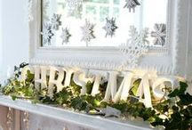 Christmas Styling / Ideas for Christmas parties
