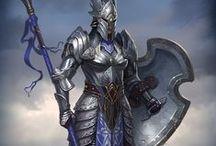 Elementals Armor