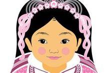 Chinese HanFu Culture