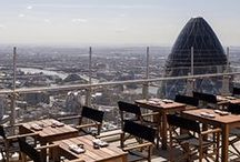 Venues with Roof Terraces / All the best rooftops in London