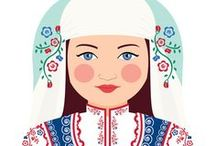 Bulgarian traditional dress