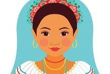Nicaraguan Traditional Dress