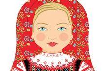 Belarusian / Belarusian traditional dress