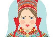 Sami / Sami traditional dress.