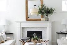 Living Rooms / Inspiration and ideas for bright, modern and traditional living rooms.