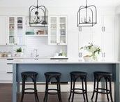 Kitchens / Inspiration and ideas for bright, modern and traditional kitchen design.