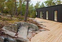 Scandinavian summerhouse / by Minna Mattsson