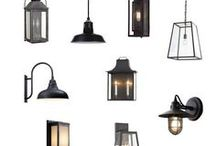 Lighting / Bright, modern and traditional lighting options. Get inspired to update the lighting in your home.