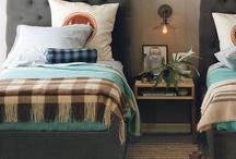 Boy's bedrooms / by Vanessa Francis Interior Design