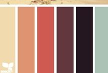 Pretty Palettes - Home / by Hazel Grace