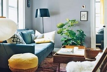 Lovely Interiors and Furniture / by Hazel Grace