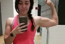 Ripped and Fit / Get ripped or die mirin  / by Grace Regan
