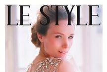 Le Style Online Magazine / www.lestyle.co