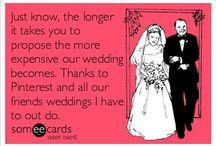 My (not yet) wedding!