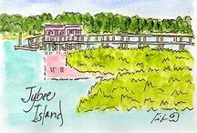 Tybee Island Inspiration / by Fifi Flowers
