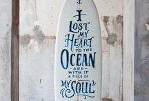 Hey lover, I wanna go surfing / by Bianca Visser