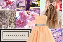 Polyvore beauty and fashion sets
