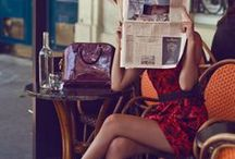 Reading is Fashionable / by Fifi Flowers