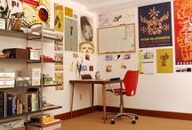 work space inspiration / by VisuaLingual