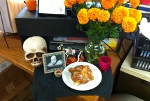 Hallowe'en around the office 2012 / by Cal Shakes
