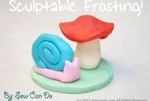 Fondant Tutorials! / by Lucia Cupcakee