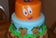 Marcellos Birthday!! Diego Style / by Talaya Trujillo Valadez