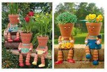 Green thumb gardening  / by Teresa Weaver