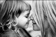 photography: mother and daughter