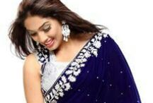 Fabulous in Saree / She just shines in saree! / by Narendra Goyal