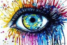 In The Eye Of The Beholder <o> / Beauty is all around us. It's all about individual perception, what we acknowledge and what we miss out on.