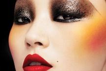 Vanity / Hair, make up, nail polish etc / by Bibi