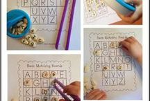 Fine Motor Activities / Fine motor activities for children and pediatric occupational therapy.