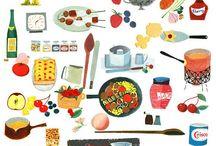 food / Food is my life style choice.